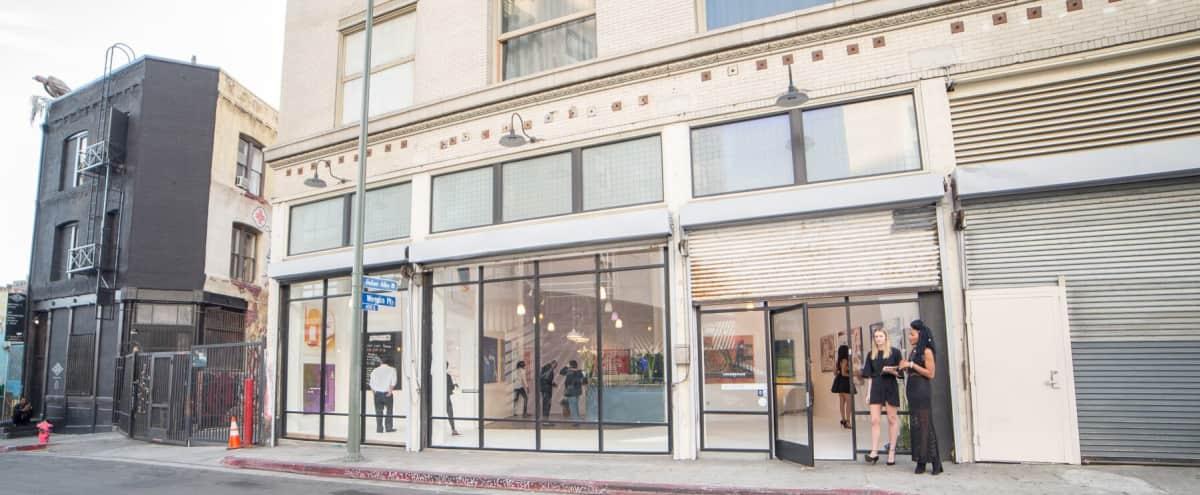 Spacious Studio/Gallery/Bar w/Storefront in the heart of DTLA in Los Angeles Hero Image in Central LA, Los Angeles, CA