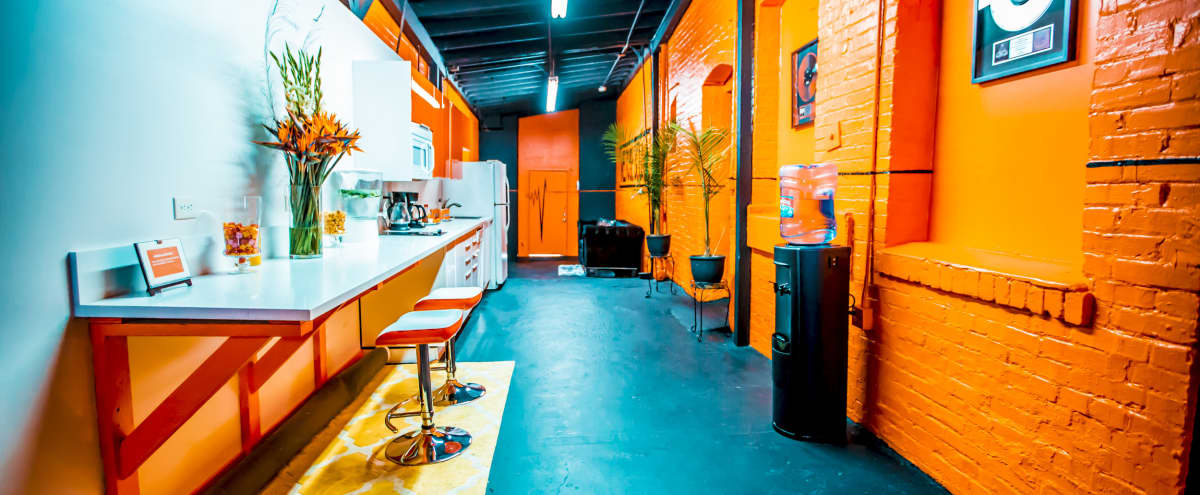 Industrial Unique Recording Studios Spaces in Los Angeles Hero Image in Central LA, Los Angeles, CA