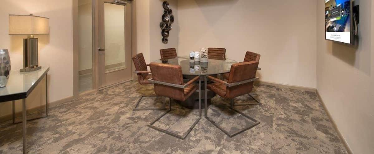 Modern Conference Room in The Domain in Austin Hero Image in North Burnet–Gateway, Austin, TX