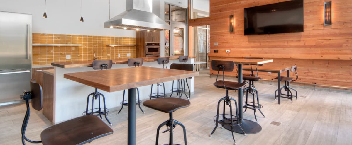 Beautiful Large Kitchen Space with Attached Dining in San Francisco Hero Image in SoMa, San Francisco, CA