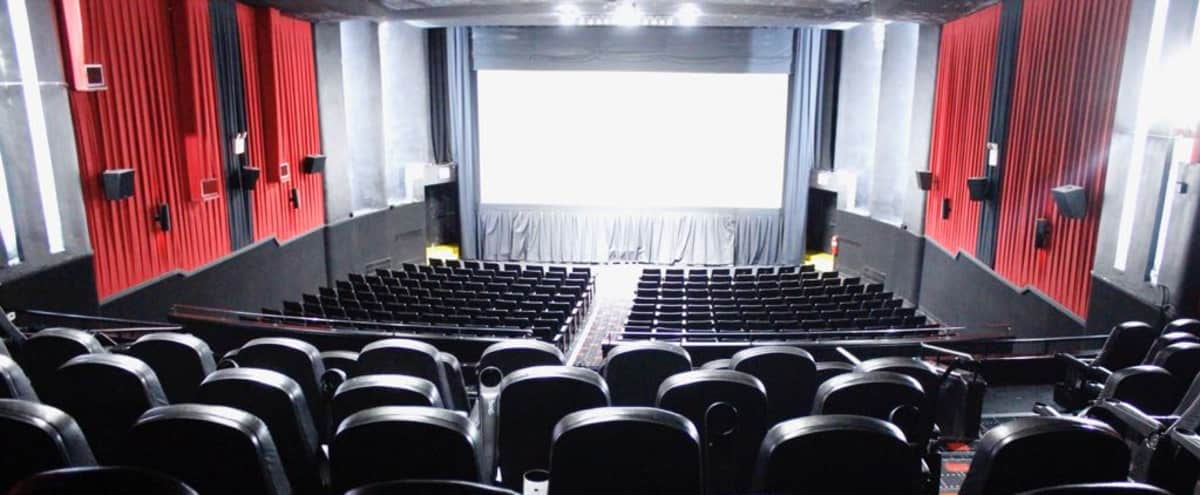 Large Spacious Theatre/Event Space with Balcony Seating in Fresh Meadows Hero Image in Utopia, Fresh Meadows, NY