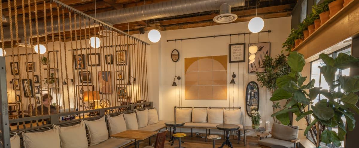 Multi-Flex Venue at Coffee House in Arlington Hero Image in Lyon Village, Arlington, VA