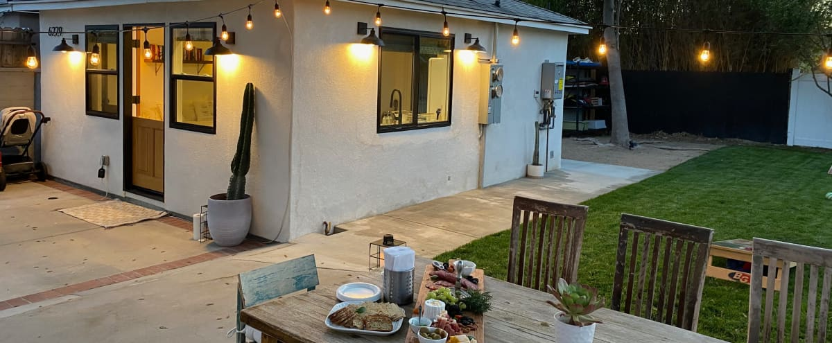 Newly Built Modern Studio Guest House w/ Backyard in North Hollywood Hero Image in North Hollywood, North Hollywood, CA