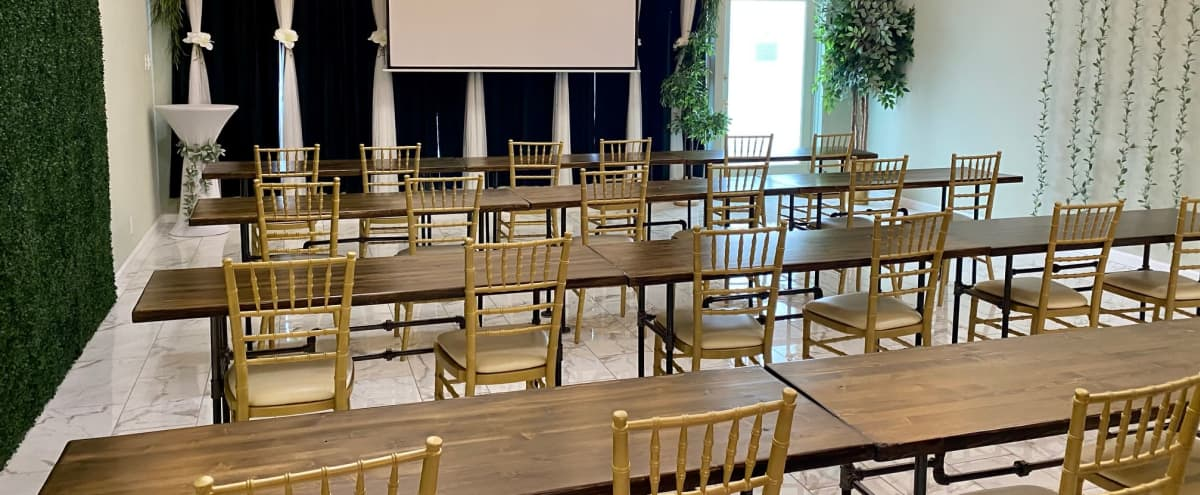 Professional Private Creative Workshop Space with Breakout Rooms, Kitchenette, Dining Patio & Parking! in Burbank Hero Image in undefined, Burbank, CA