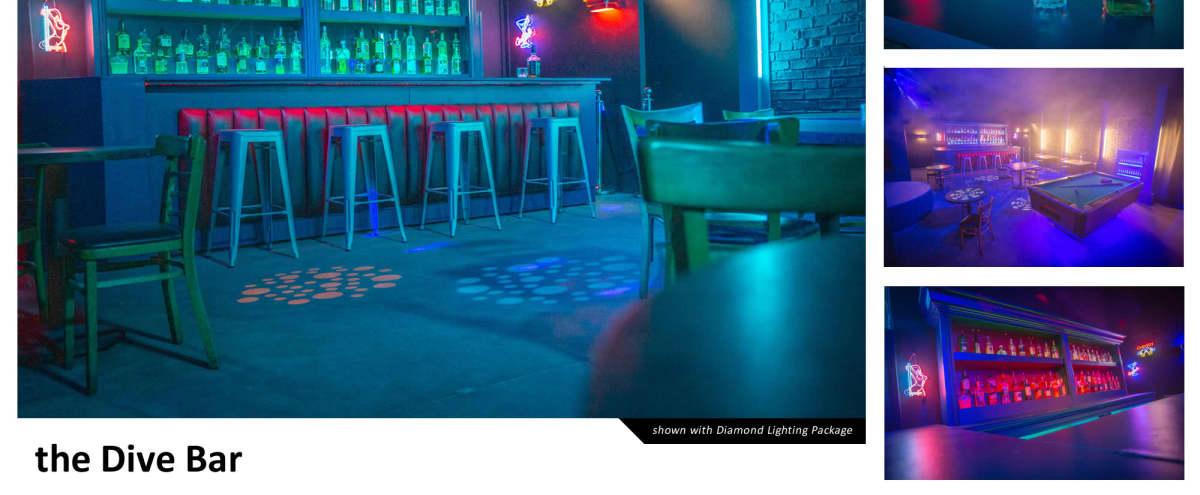DIVE BAR Standing Set | CreatorLA in Los Angeles Hero Image in Central LA, Los Angeles, CA