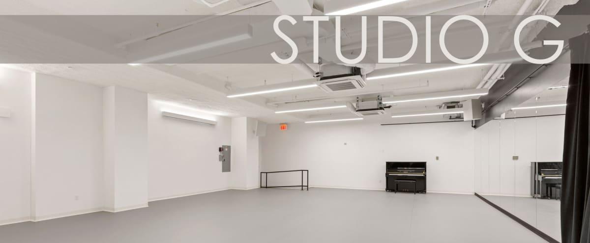 New Studio in Times Square - Studio G in New York Hero Image in Midtown, New York, NY