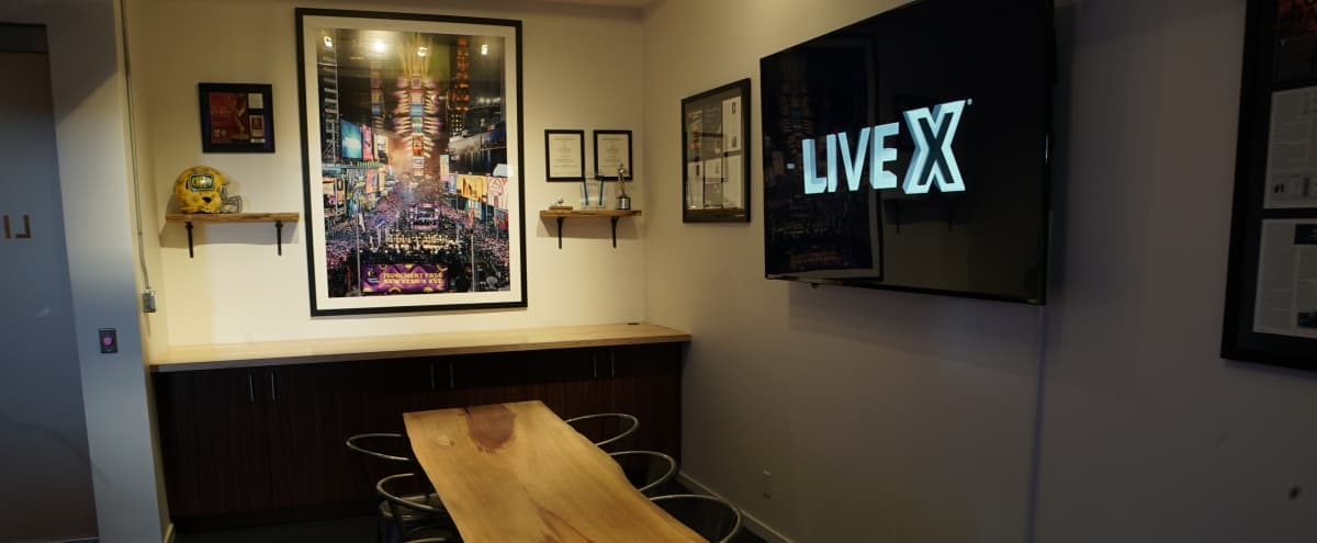Live Production Studio and Lounge in NEW YORK Hero Image in Midtown Manhattan, NEW YORK, NY