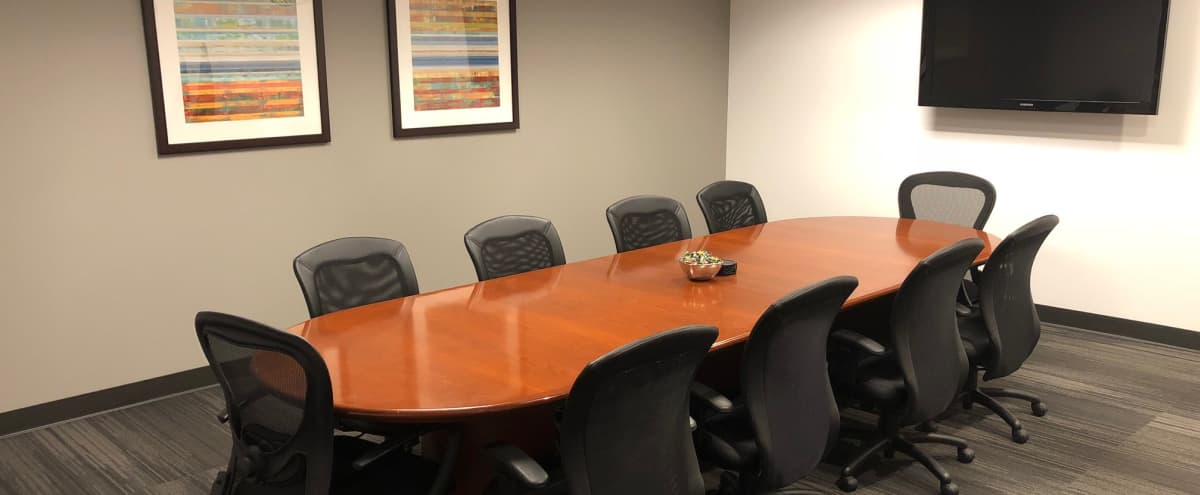 Private Meeting Room for 10 in Seattle Hero Image in Belltown, Seattle, WA