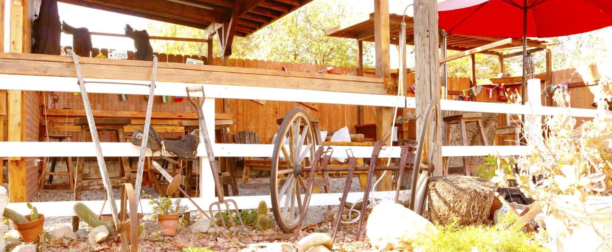Valley Ranch Western Corral Versatile Property in Canoga Park Hero Image in Canoga Park, Canoga Park, CA