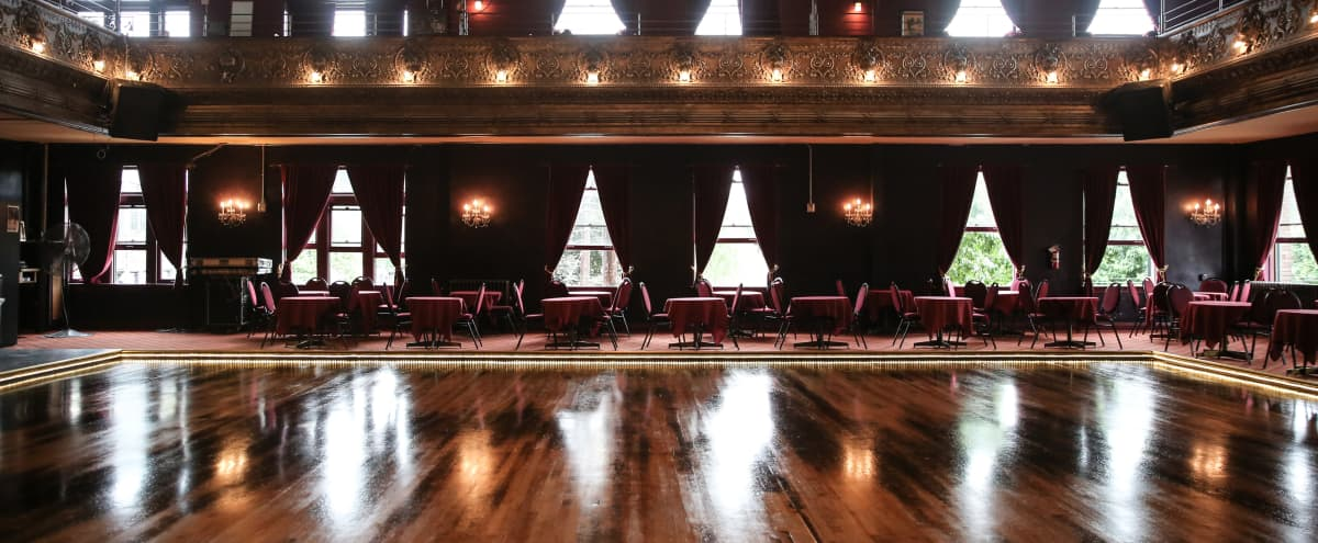 Beautiful 4500 sf open span space in historic Odd Fellows building on Capitol Hill in seattle Hero Image in Pike/Pine, seattle, WA