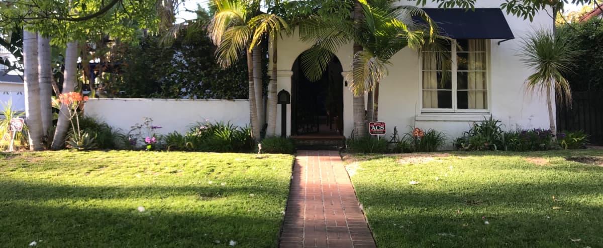 Fabulous 1920s Spanish near 3 major studios witheat outdoor living space. in Toluca Lake Hero Image in Central LA, Toluca Lake, CA