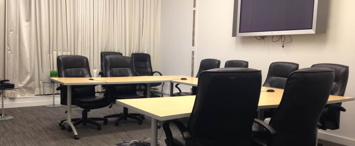 Focus Group Facility and Conference rooms in Flatiron in New York Hero Image in Midtown, New York, NY