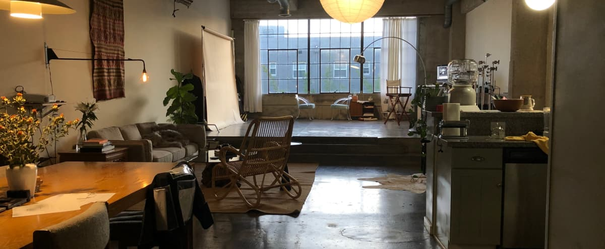 Raw Creative - Multi Use - Flex Space - Production Studio/Set Loft with Natural Light | DTLA in LOS ANGELES Hero Image in Westlake, LOS ANGELES, CA