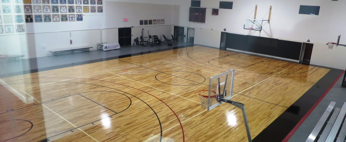 College Basketball Gymnasium for Playing and Practice in Compton Hero Image in undefined, Compton, CA