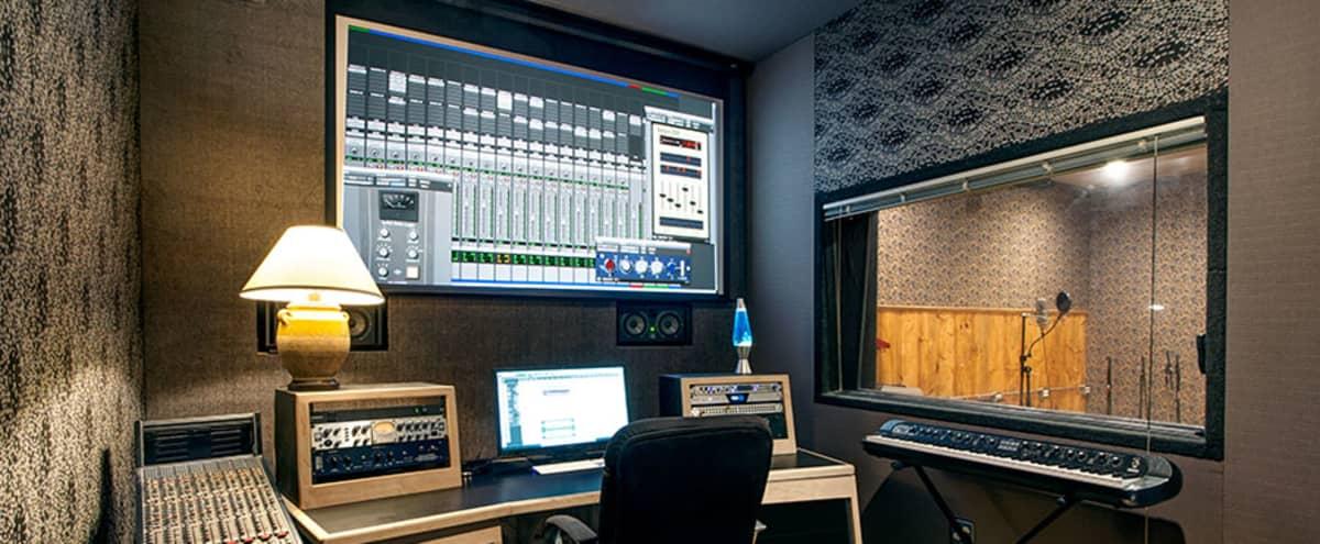 Burbank Family Recording Studio in burbank Hero Image in undefined, burbank, CA