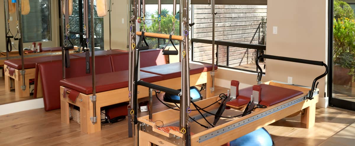 Pilates Studio - Fully Equipped • Potrero Views • Dream Worthy in San Francisco Hero Image in Potrero Hill, San Francisco, CA