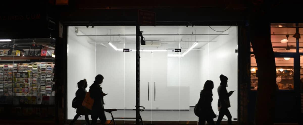 Minimalist Gallery Space on Rivington in New York Hero Image in Lower Manhattan, New York, NY