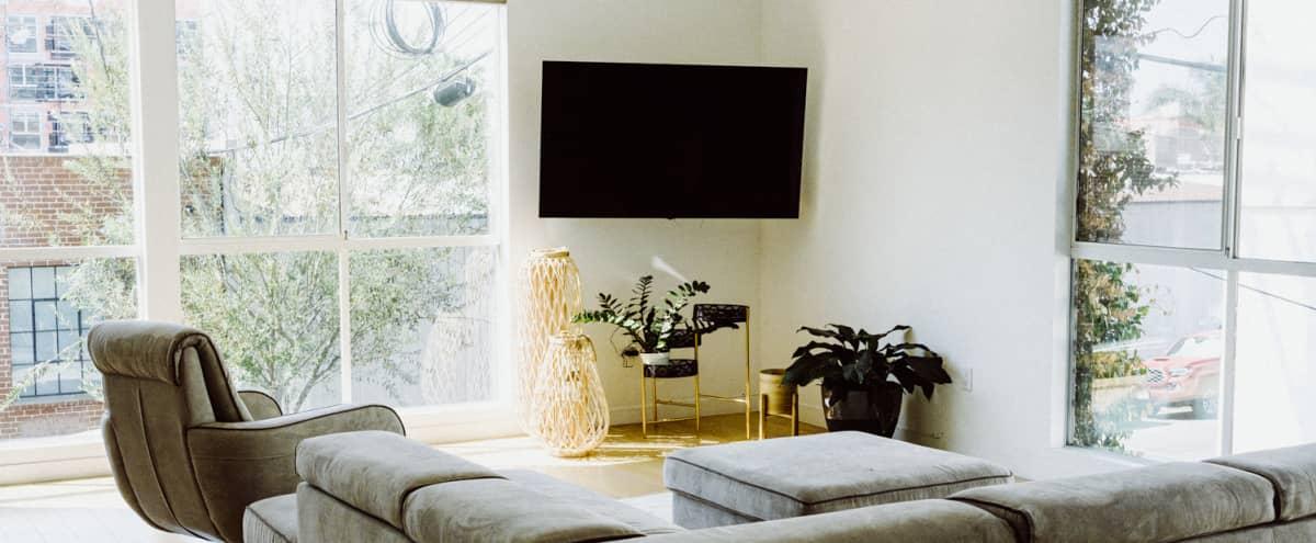 NY-Style Condo with a Recording Studio in LA in Los Angeles Hero Image in Hollywood, Los Angeles, CA