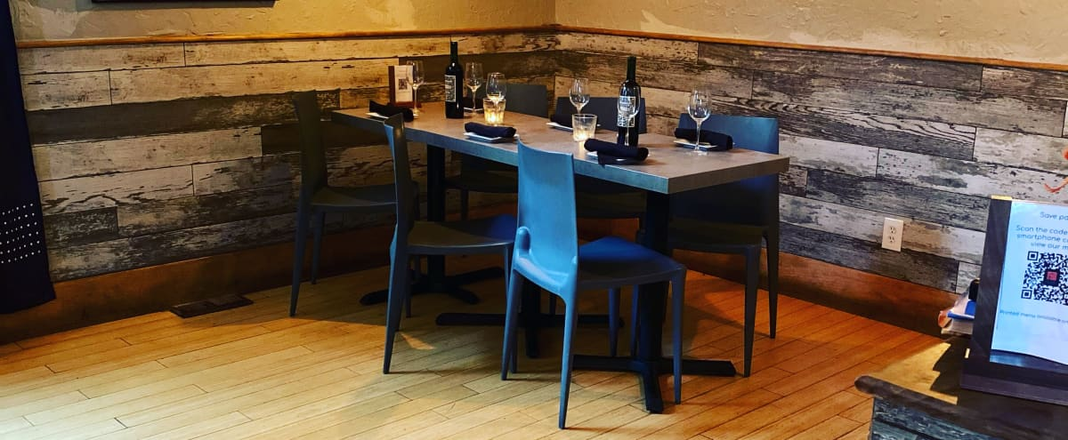 Dining room in an independent restaurant in Westford Hero Image in undefined, Westford, MA