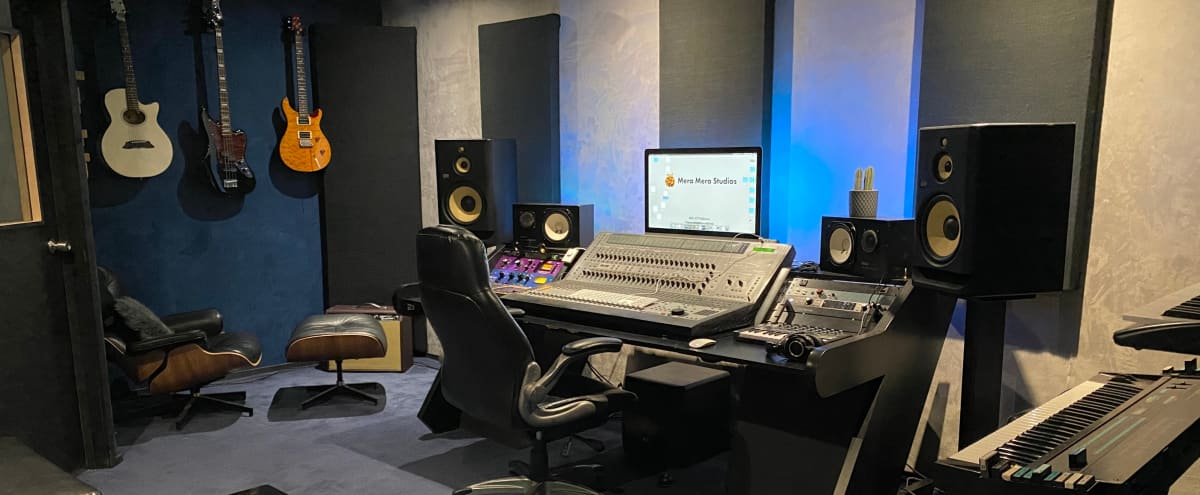 Vocal Recording and Production Studio in los angeles Hero Image in University Park, los angeles, CA