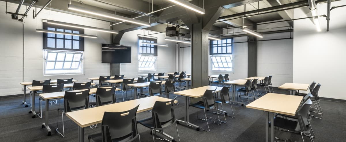 Newly Renovated Classroom in the Marina 205 in San Francisco Hero Image in Fort Mason, San Francisco, CA