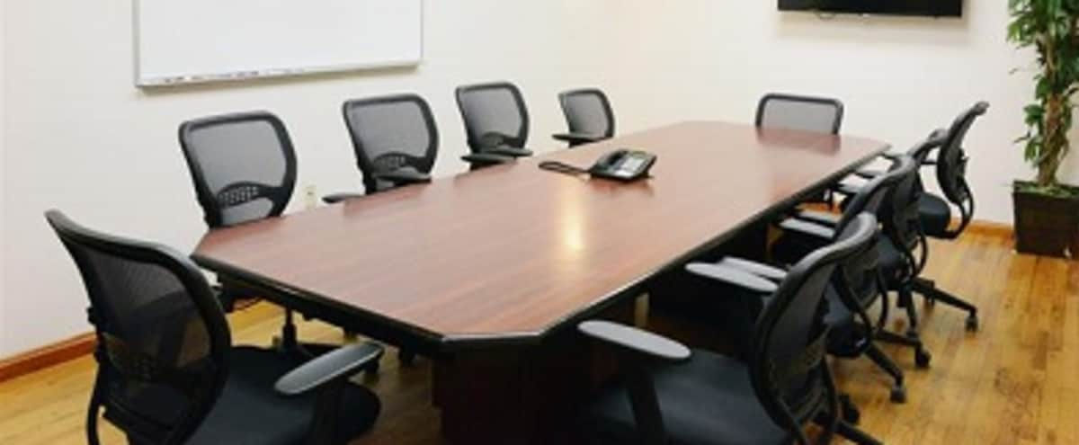 Chelsea Meeting Room Space in New York Hero Image in Midtown, New York, NY