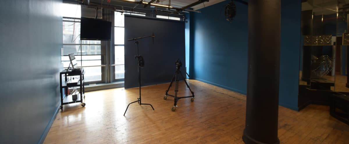 Professional Studio and Meeting Space in New York Hero Image in Midtown, New York, NJ
