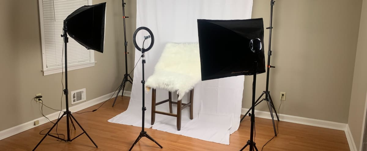 Suburban Studio with Exclusive Sessions in Snellville Hero Image in undefined, Snellville, GA