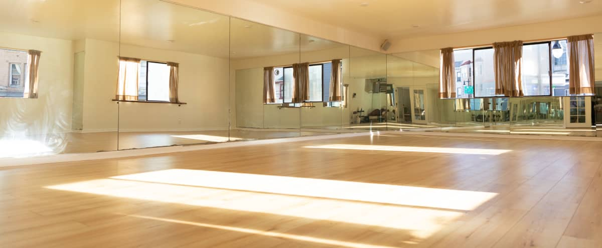 Natural Light Filled Studio in the Heart of North Beach in San Francisco Hero Image in North Beach, San Francisco, CA