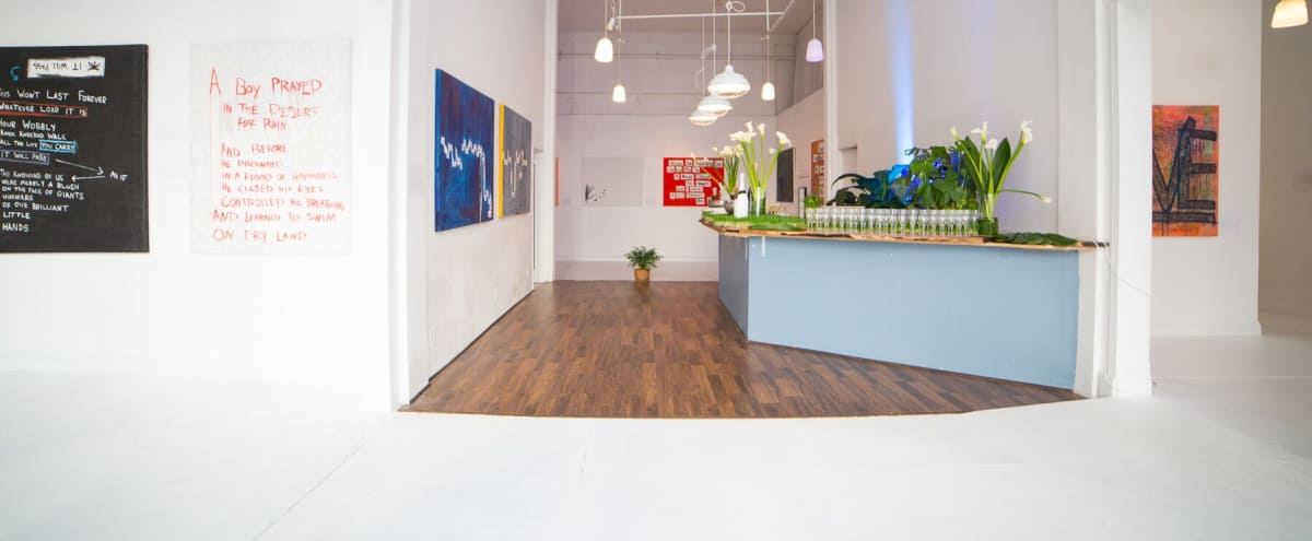 Spacious Studio/Gallery/Bar w/Storefront in the heart of DTLA in Los Angeles Hero Image in Central LA, Los Angeles, CA