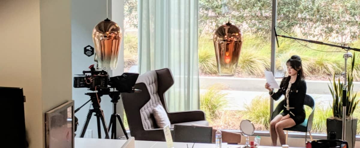 Modern Creative Office Space for your next Shoot in Costa Mesa Hero Image in South Coast Metro, Costa Mesa, CA