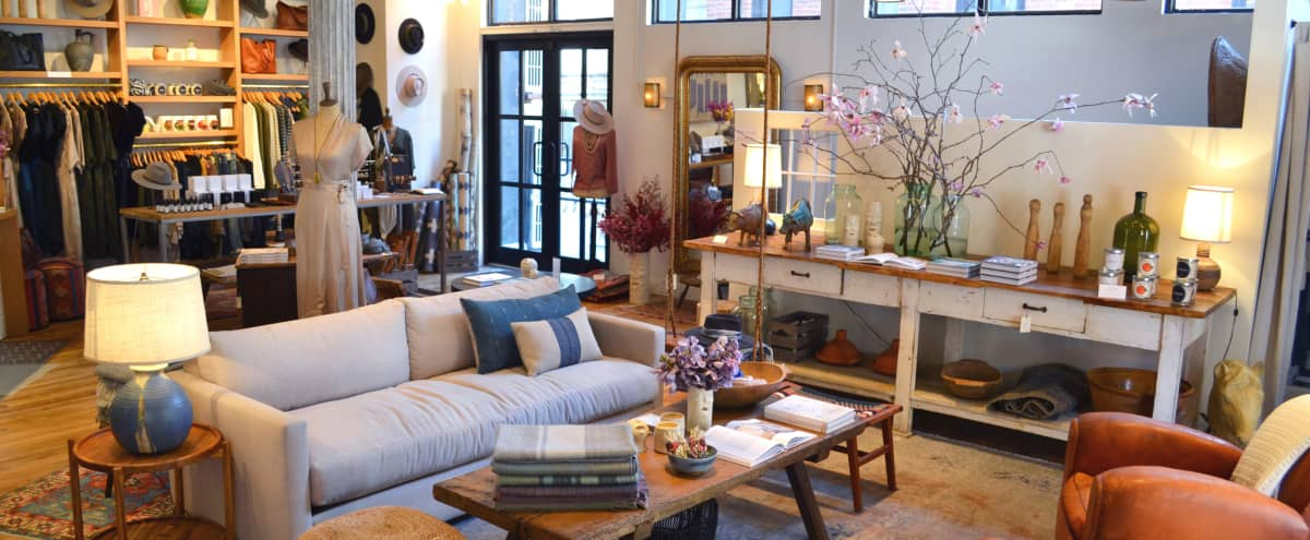 NoHo Vintage Furniture Retail Shop in New York Hero Image in Lower Manhattan, New York, NY