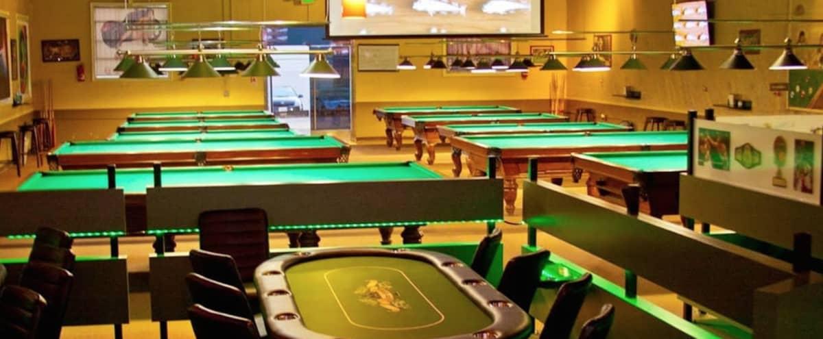 Pool Hall / Billiards in Los Angeles area in Los Angeles Hero Image in Atwater Village, Los Angeles, CA