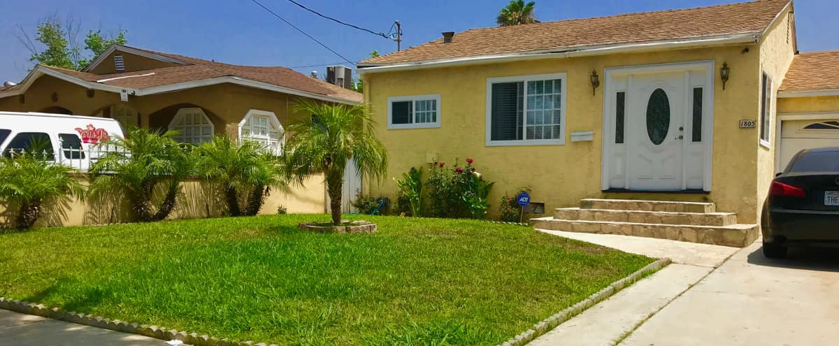 Spacious & Beautiful Valley House with Yard & Parking in San Fernando Hero Image in undefined, San Fernando, CA