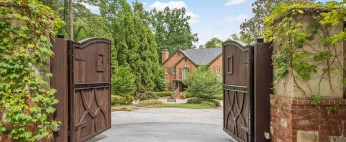 Beautiful Custom Estate Home on 2 Acres of Complete Privacy! in sandy springs Hero Image in undefined, sandy springs, GA