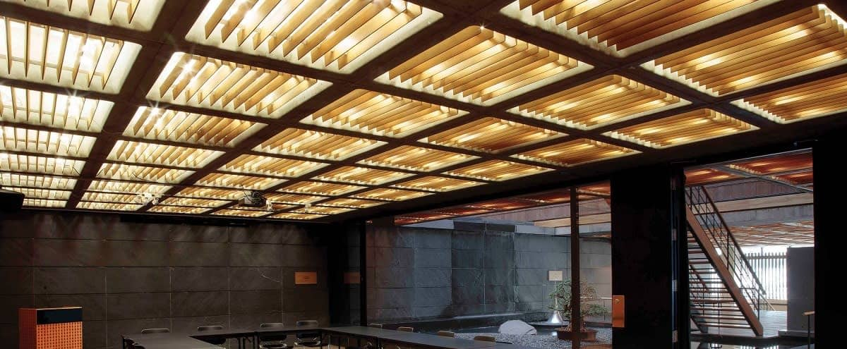 Mid-century Japanese Event Space in New York Hero Image in Midtown Manhattan, New York, NY