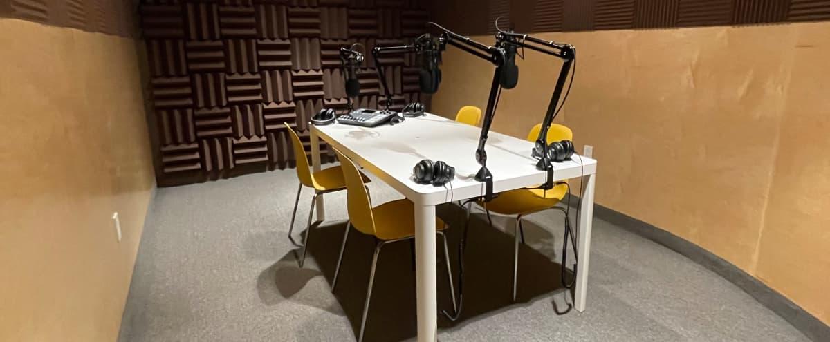 Santa Monica Podcast Studio in Santa Monica Hero Image in undefined, Santa Monica, CA