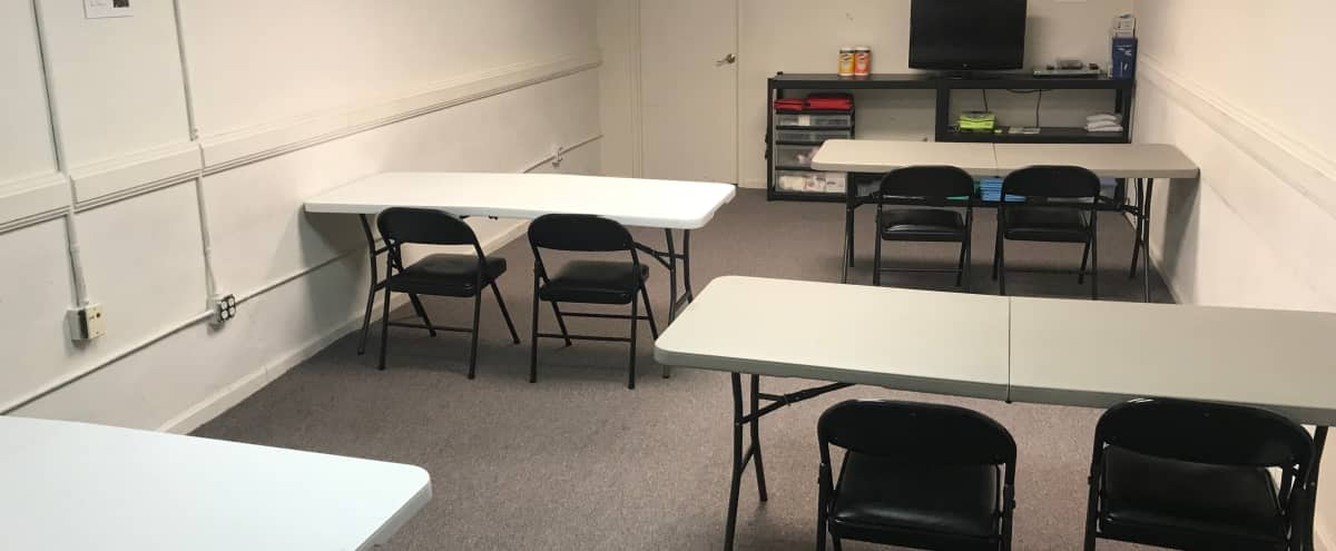 Versatile Classroom Type Setting in Burbank Hero Image in undefined, Burbank, CA