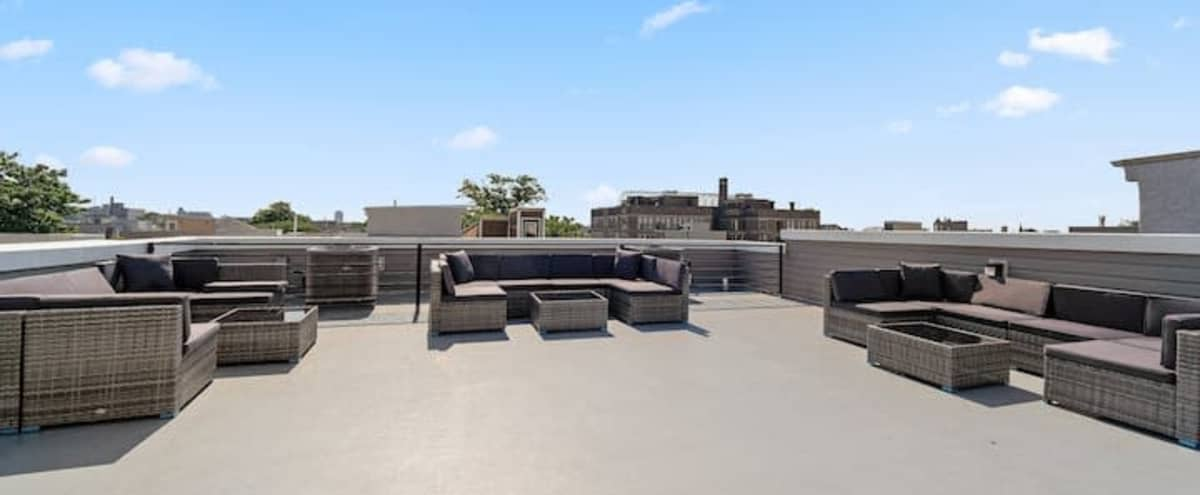 Live Free Penthouse - Largest Roofdeck in S Philly in Philadelphia Hero Image in Point Breeze, Philadelphia, PA