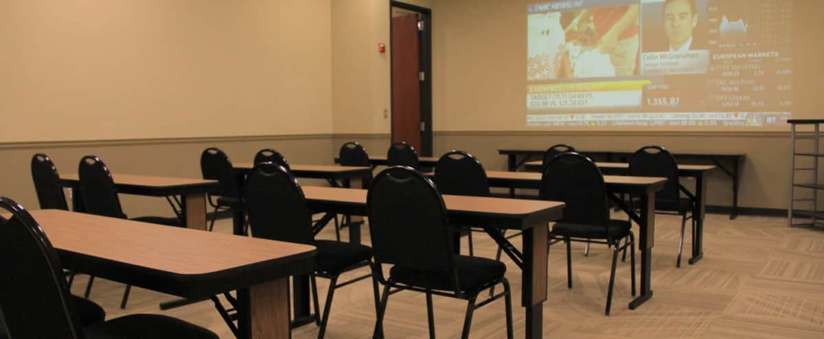 Corporate Training & Presentation Room in Alpharetta Hero Image in undefined, Alpharetta, GA