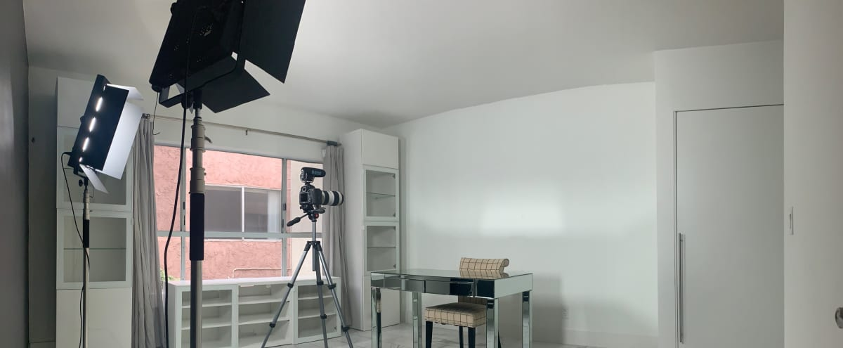 YouTube Studio - Photo/Video Space (Equipment INCLUDED) in West Hollywood Hero Image in Norma Triangle, West Hollywood, CA