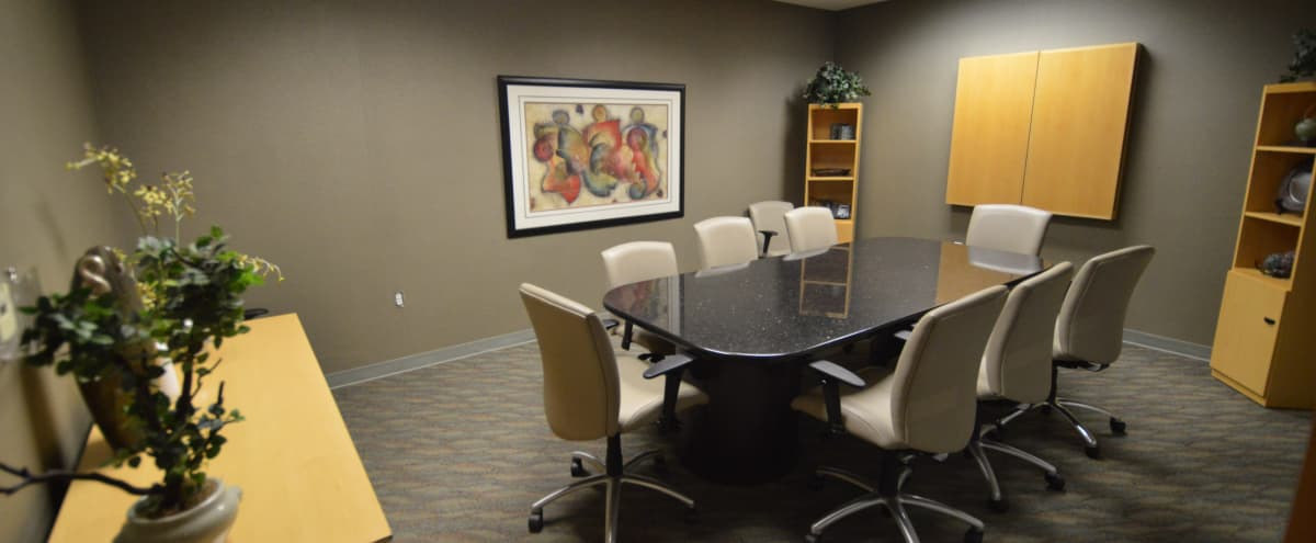 8 Person Conference Room In The Heart Of Chandler in Chandler Hero Image in Chandler Crossing Estates, Chandler, AZ