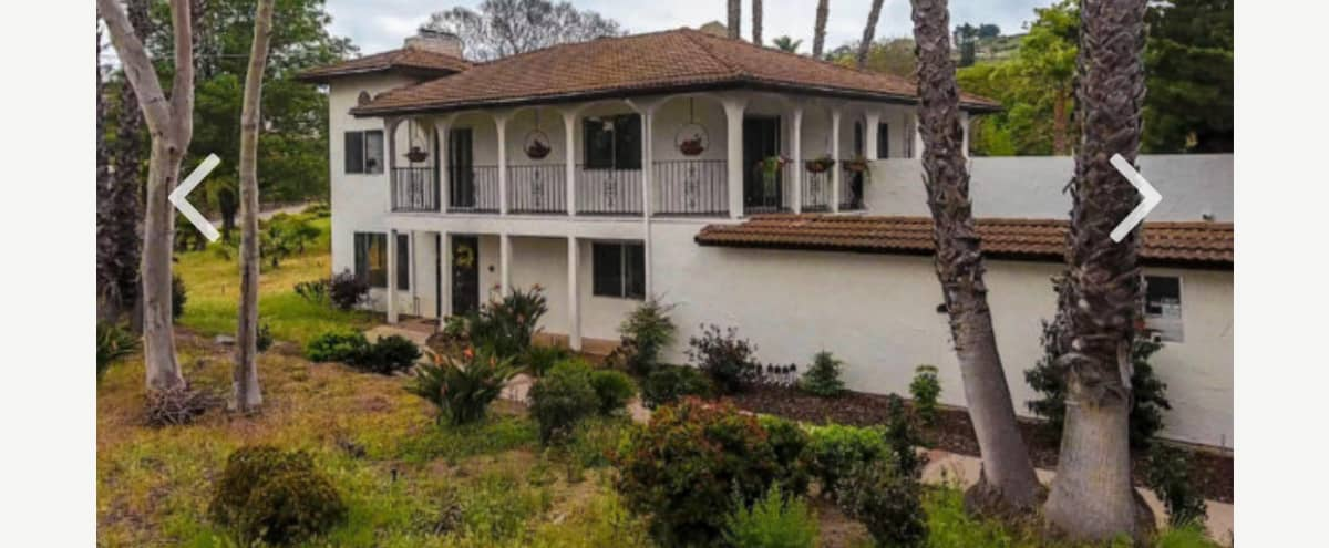 San Diego's Hollywood Home with Stunning Ocean View in Vista Hero Image in undefined, Vista, CA