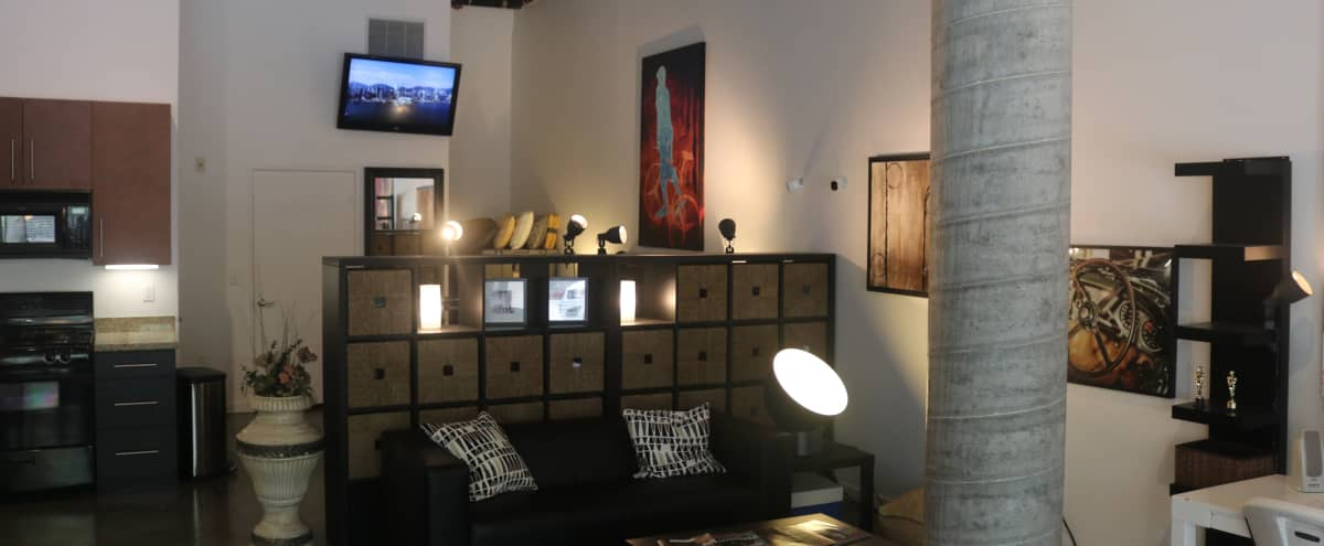 Spacious Live/Work/Office Loft located in the heart of the Noho Arts District in North Hollywood Hero Image in NoHo Arts District, North Hollywood, CA