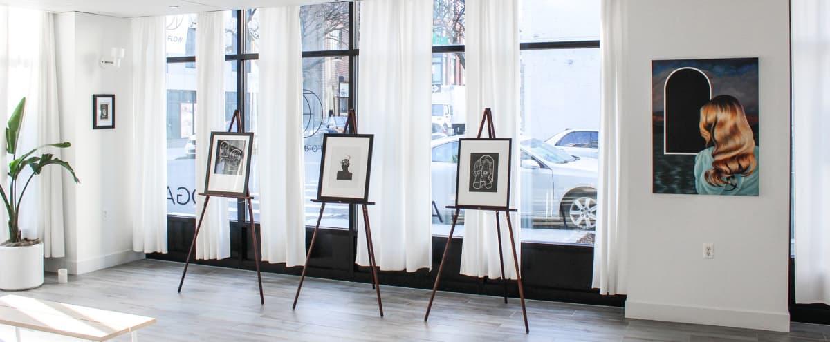 Modern And Sleek Art Yoga Studio Long Island City Ny Event Peerspace