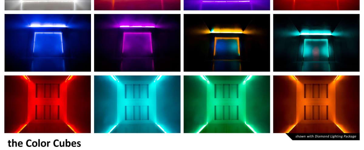 Cool Color Cube Studio Room in Los Angeles Hero Image in Central LA, Los Angeles, CA