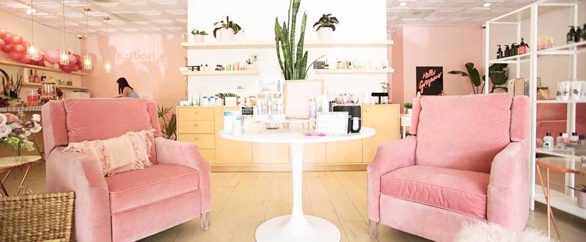 Spacious Beauty Salon with Modern Decor. in Anaheim Hero Image in Anaheim Hills, Anaheim, CA