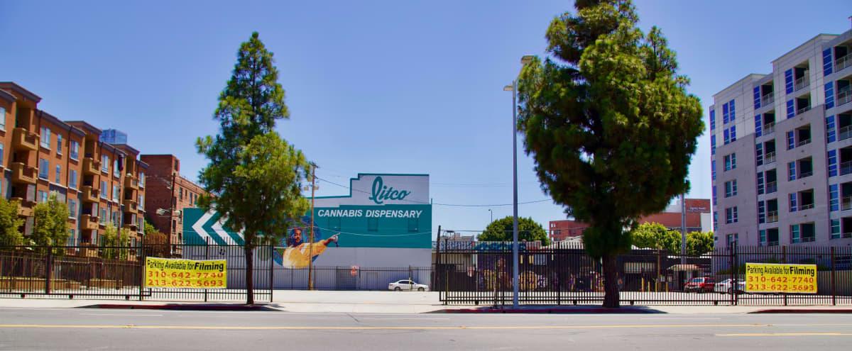 HUGE PARKING LOT in Los Angeles Hero Image in Downtown Los Angeles, Los Angeles, CA