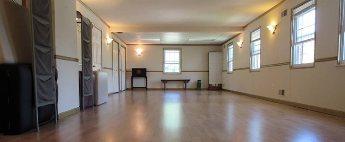 Classroom for bodywork, yoga, meditation in Ellicott City Hero Image in undefined, Ellicott City, MD