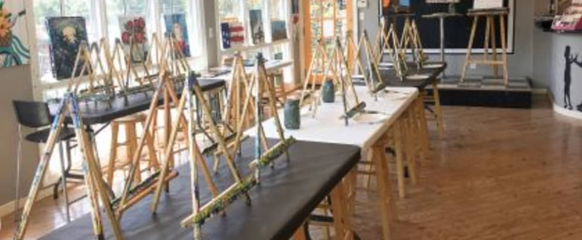 Bright Art Studio Space available for Production Use in Dilworth in Charlotte Hero Image in Dilworth, Charlotte, NC